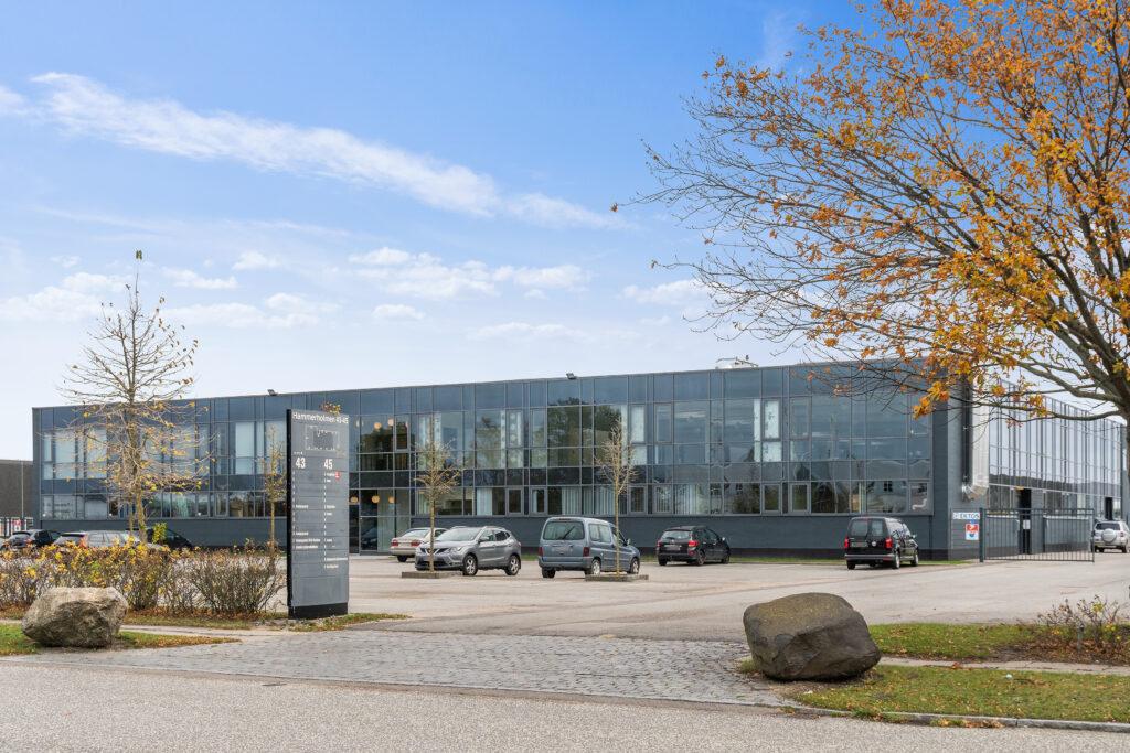 Hammerholmen 43-45